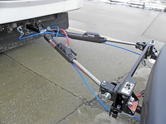 Towing Your Vehicle A Basic Overview Etrailer. Tow Bar Main. Wiring. Motorhome Towing Systems Diagrams At Scoala.co