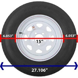 how to determine tire wheel diameter