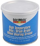 Wheel bearing grease tub container