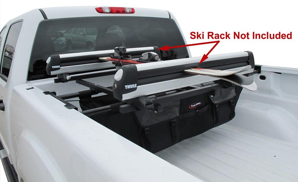 Homemade Truck Bed Snowboard Rack