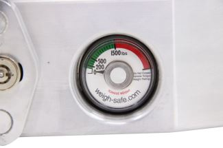 Weigh Safe ballmount gauge