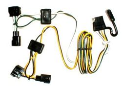 Tow Ready 1998 Dodge Ram Pickup Custom Fit Vehicle Wiring