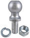 "Hitch Ball with 2"" Diameter Ball, 12,000 lbs GTW - Chrome"