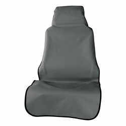 Aries Automotive Seat Defender Bucket Seat and Headrest Protector - Universal Fit - Gray