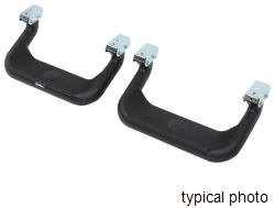 Carr 2013 Ram 2500 Nerf Bars - Running Boards