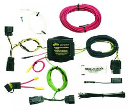 Hopkins 2011 Chevrolet Traverse Custom Fit Vehicle Wiring