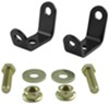 Mounting Brackets for BoatBuckle G2 Retractable, Ratcheting Tie-Down Straps - 5,000 lbs - Qty 2
