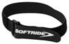 Softride Soft Hook-and-Loop Tie-Downs for Bike Racks - Qty 4