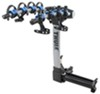 "Thule Apex Swing 4 Bike Rack for 2"" Hitches - Swinging"