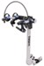 "Thule Helium Aero 2 Bike Rack - 1-1/4"" and 2"" Hitches - Tilting - Aluminum"