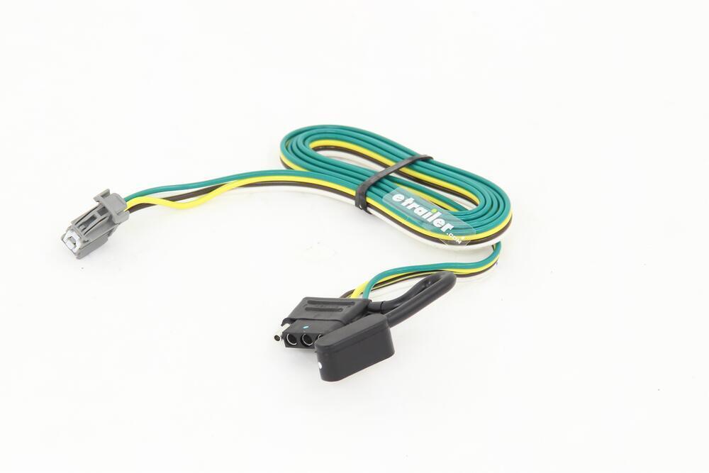 Trailer Wiring Harness 2012 Equinox : Chevrolet equinox custom fit vehicle wiring tekonsha