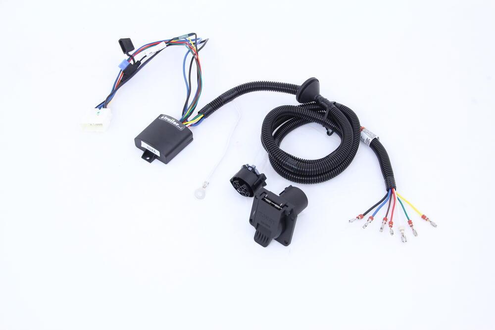 2016 honda pilot custom fit vehicle wiring tekonsha