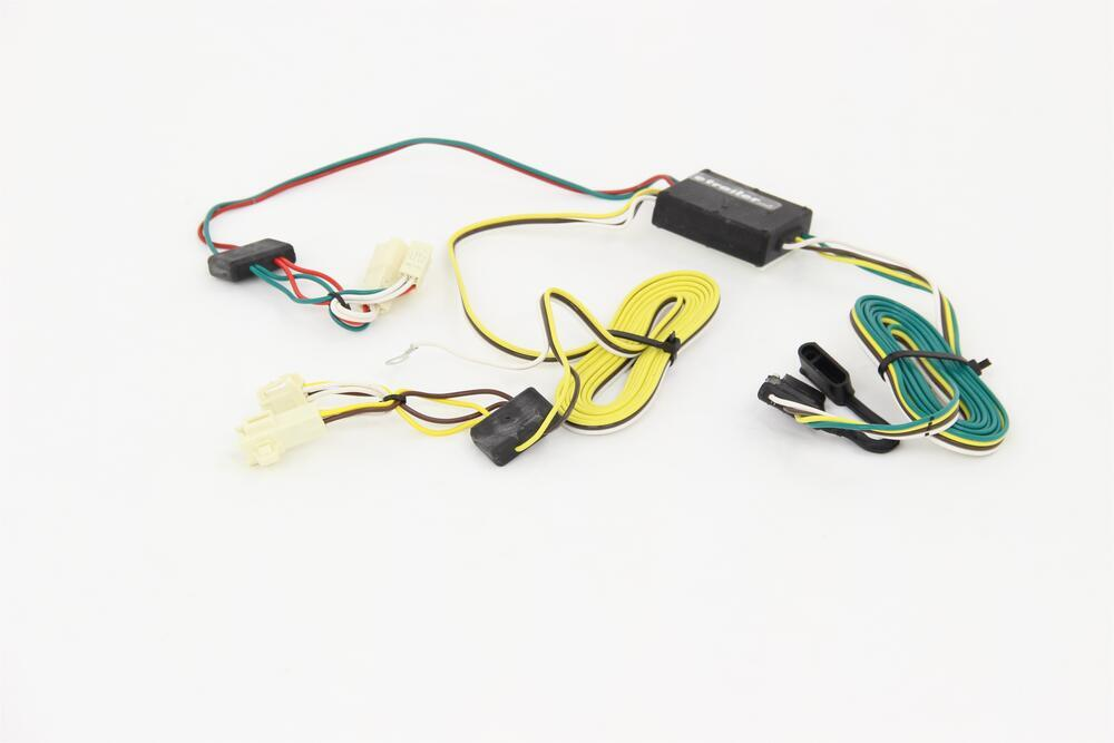 Toyota runner custom fit vehicle wiring tekonsha