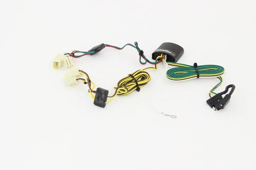2005 Toyota Rav4 Custom Fit Vehicle Wiring