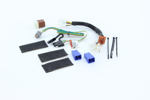2012 nissan frontier custom fit vehicle wiring tekonsha