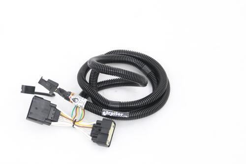 And 4 Pole Trailer Connector Tekonsha Custom Fit Vehicle Wiring 20137