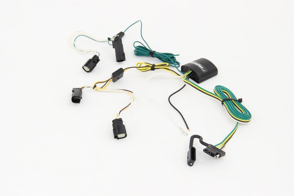 2017 chrysler pacifica custom fit vehicle wiring tekonsha