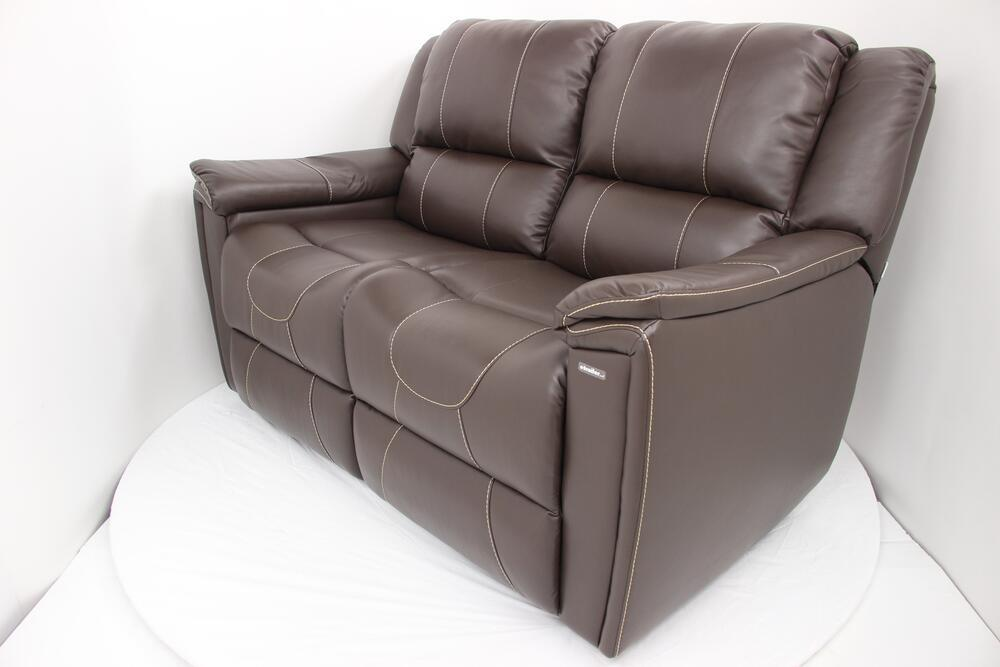 Thomas Payne Rv Dual Reclining Sofa Majestic Chocolate Thomas Payne Rv Furniture 195 000018 019