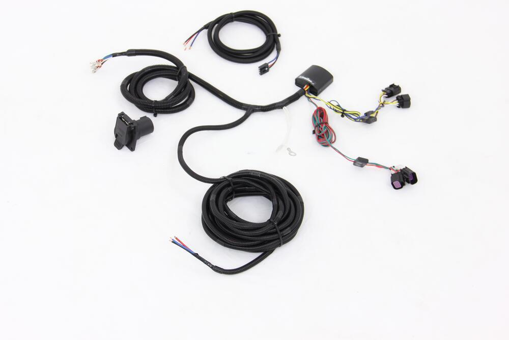 tekonsha oem replacement vehicle wiring harness w brake controller adapter