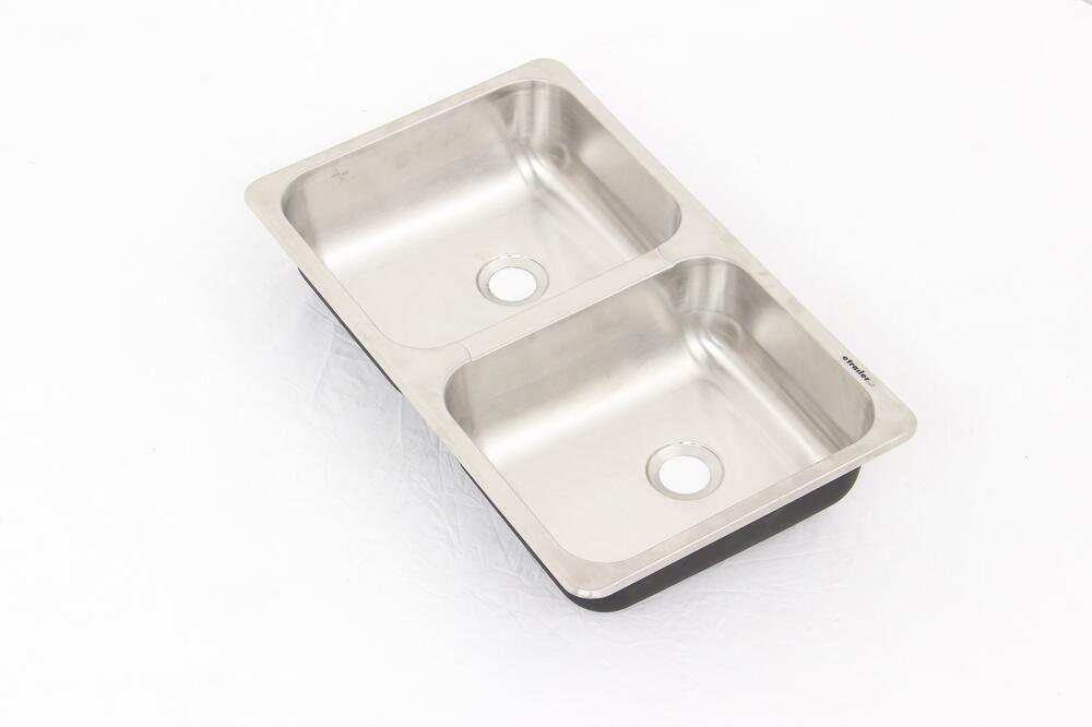 rv stainless steel kitchen sink 25 quot x 15 quot bowl sink stainless steel 7853