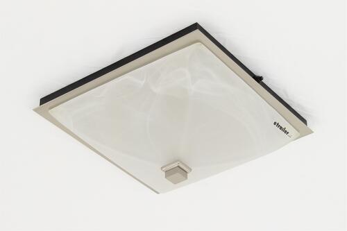 Gustafson Low Profile Rv Ceiling Light Satin Nickel 4