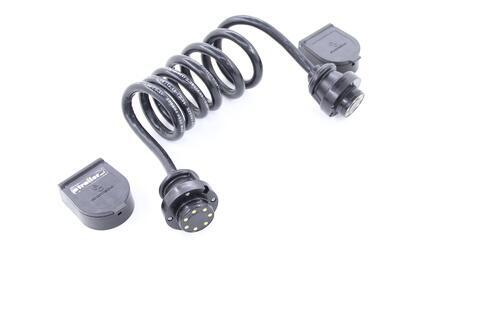 ez connector magnetic extension cord w   7-way trailer connectors - watertight seal