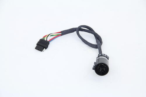 41155_01_0001_500 hopkins plug in simple wiring harness for factory tow package 4 Nissan Armada Trailer Wiring Harness at nearapp.co