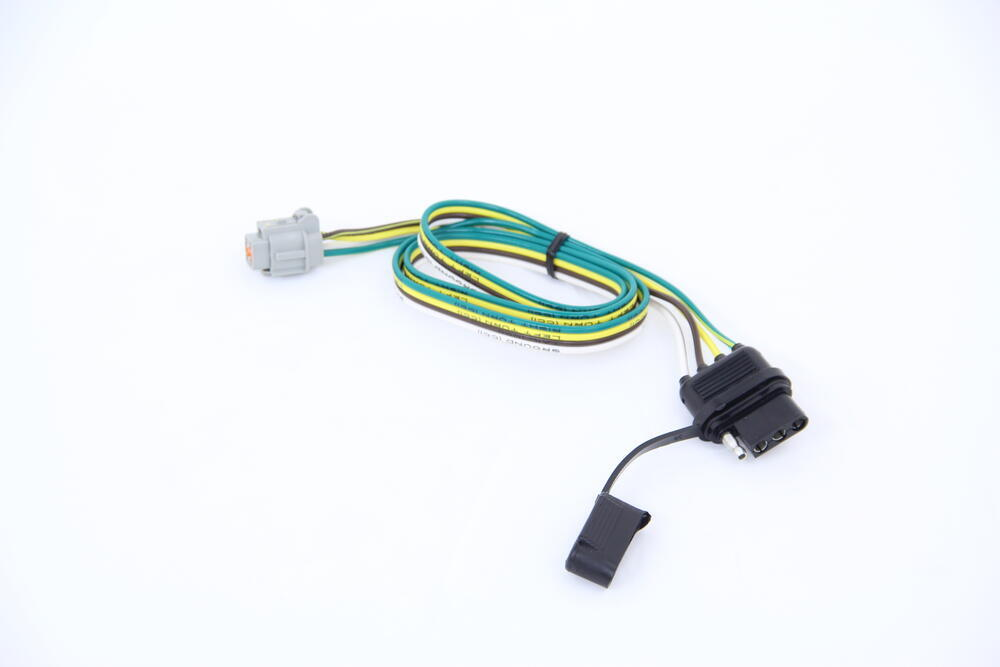 Nissan xterra custom fit vehicle wiring hopkins