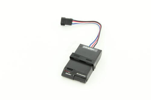 Draw-tite Activator Trailer Brake Controller - 1 To 2 Axles