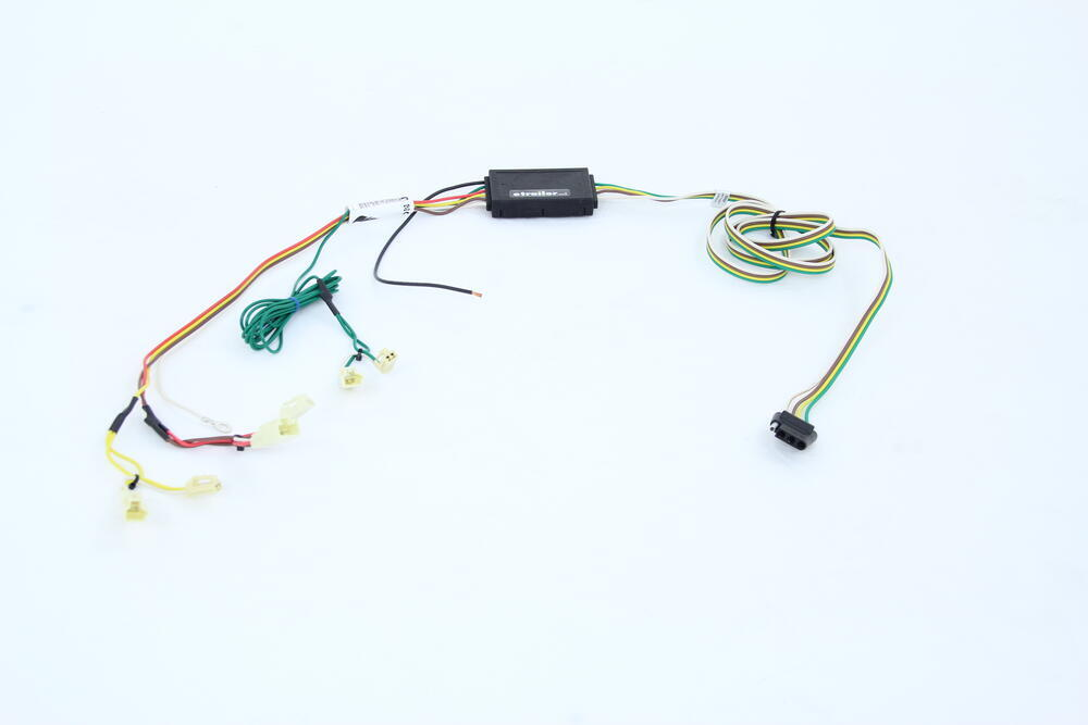 2005 pontiac vibe custom fit vehicle wiring curt