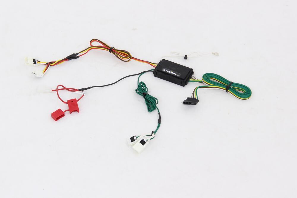 2004 nissan murano custom fit vehicle wiring curt