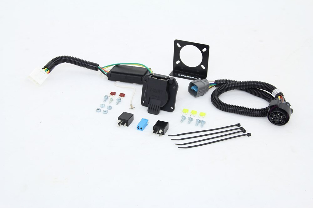 2010 Honda Pilot Custom Fit Vehicle Wiring