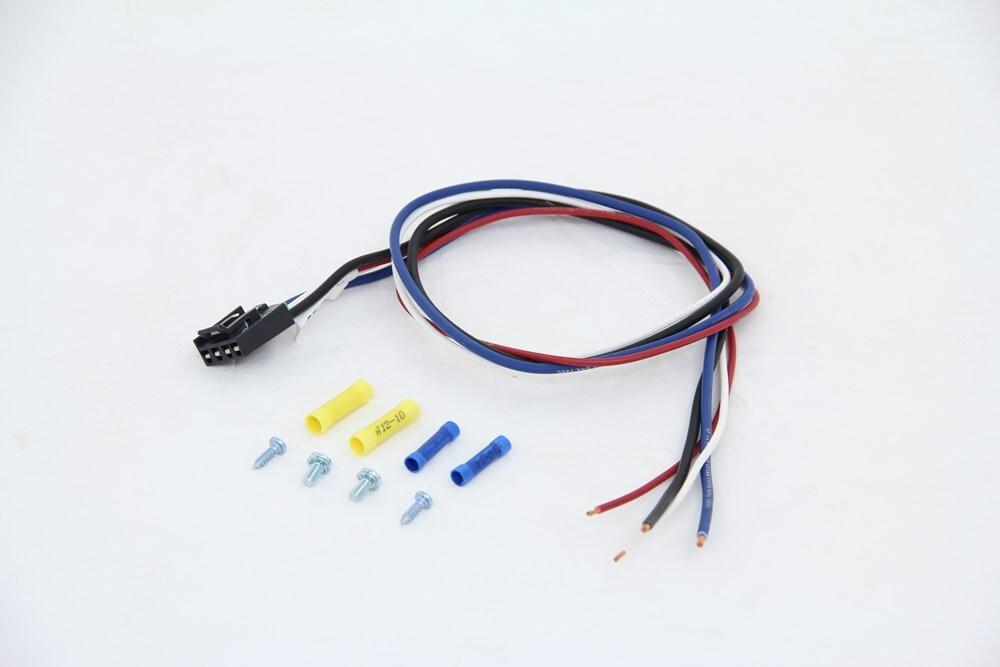 """Tekonsha Brake Controller >> Pigtail Wiring Harness for Tekonsha and Draw-Tite Brake Controllers - 34"""" Long Tekonsha ..."""