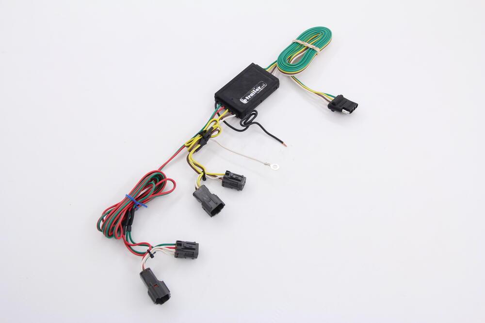 2012 kia sedona custom fit vehicle wiring curt Trailer Towing Wiring Diagram GM Trailer Plug Wiring Diagram