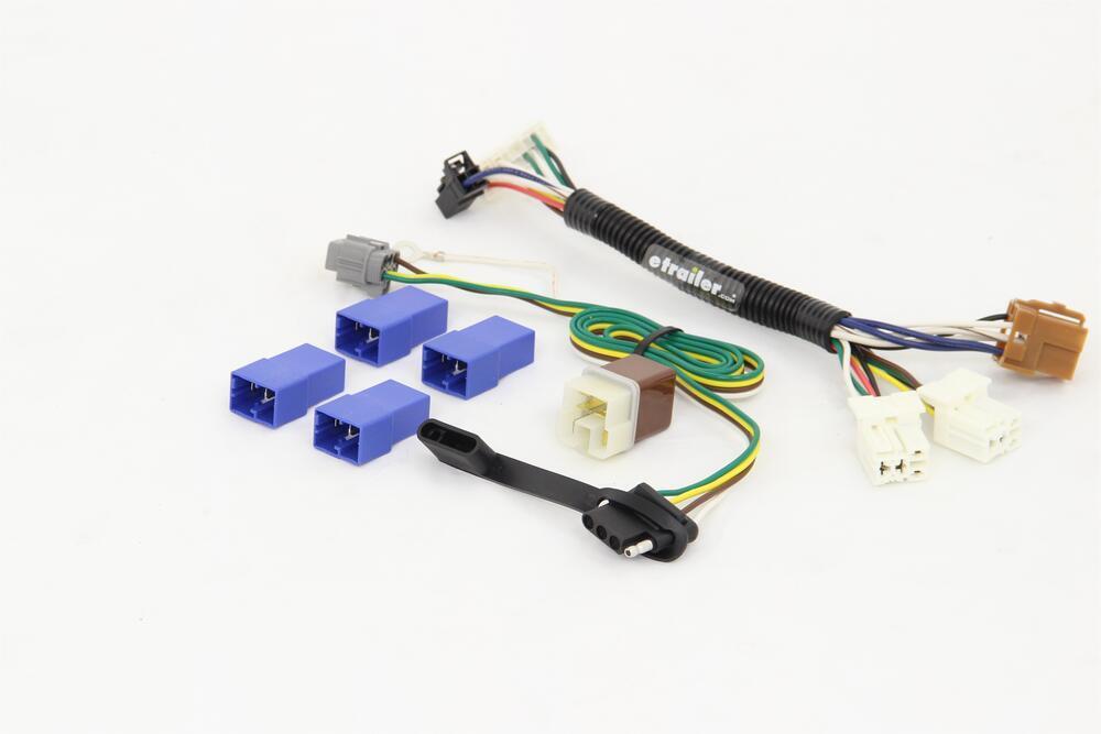 2014 nissan pathfinder trailer wiring