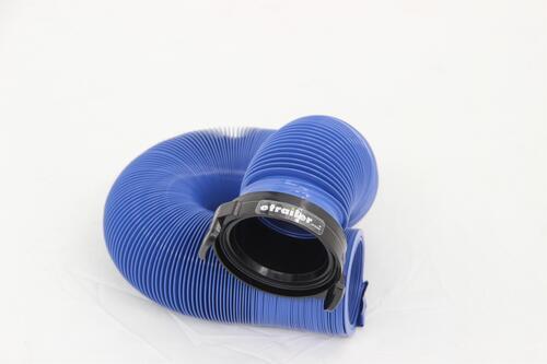 Desserte Salle De Bain Leroy Merlin : Quick Drain RV Sewer Hose with Bayonet Fitting  Blue