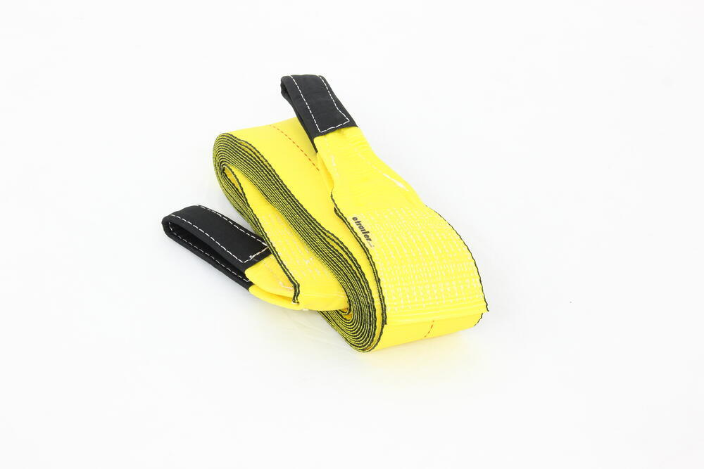 Vehicle Tow Straps : Erickson tow strap with reinforced loop ends quot