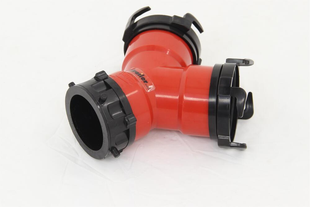 Valterra rotating quot y sewer connector rv