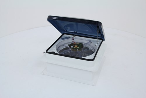Fan  12v Fan And Thermostat