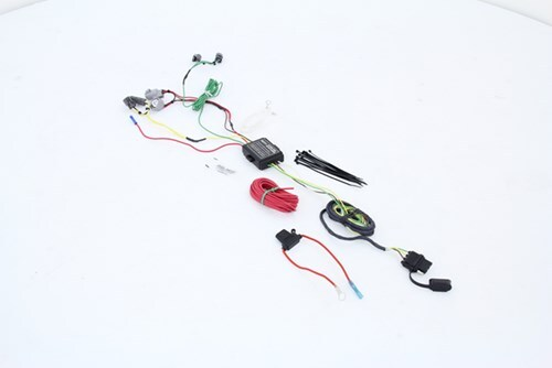 2013 nissan pathfinder custom fit vehicle wiring