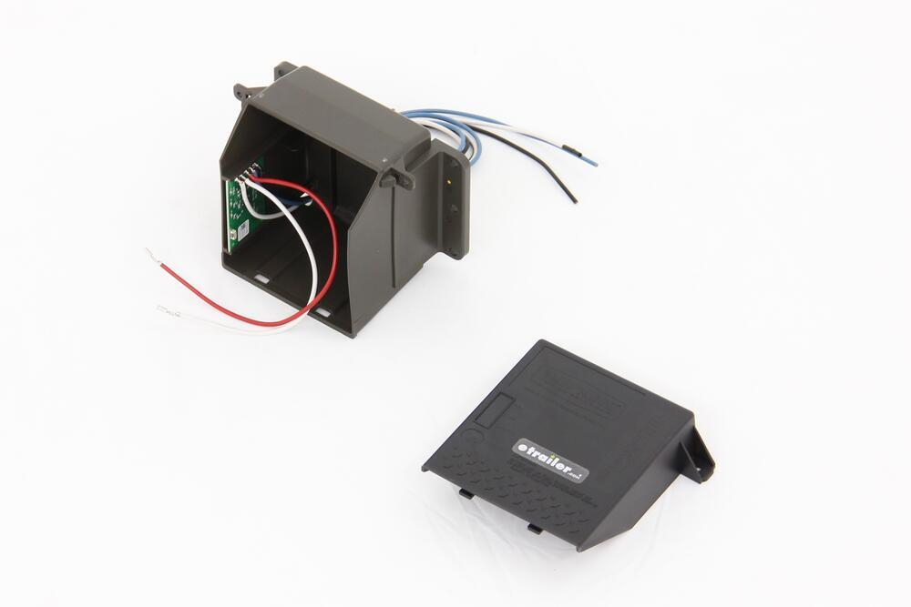 Compare Cargo Towing Solutions Vs Hopkins Engager: Replacement Box With LED Lid For Engager Breakaway Kit