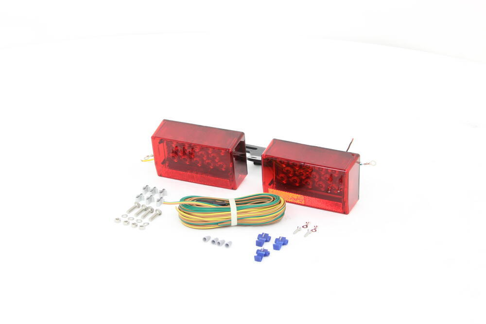 similiar led trailer light wiring kit keywords led trailer light kit 25 wiring harness optronics trailer lights