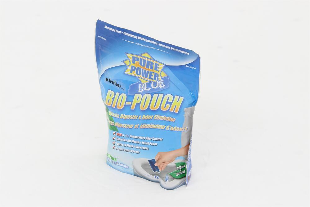 Pure Power Blue Waste Digester And Odor Eliminator Drop