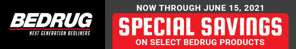 Special Savings on Select Bedrug Items