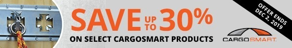 Save up to 30% on Select CargoSmart Products