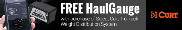 Receive Free HaulGuage with Order of Curt TruTrack Weight Distribution