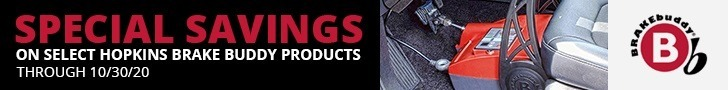 Special Savings on Select Hopkins Brake Buddy Products