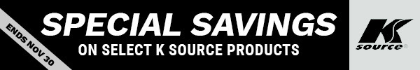 Special Savings on select K Source Products
