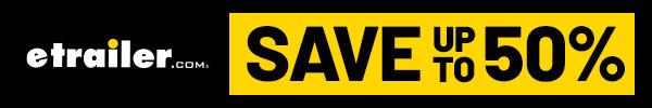 Save 50% on Wheel Chock w/ Handle