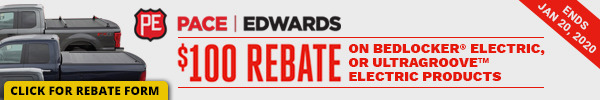 Receive $100 Rebate on Select Bedlocker and UltraGroove Electric
